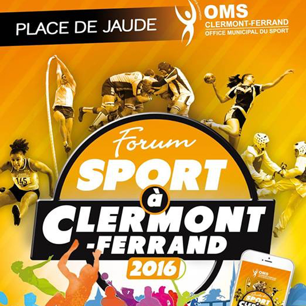 Forum des associations sportives Clermont