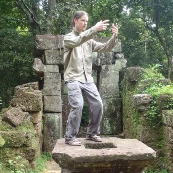 Eli Montaigue Chi Kung statique