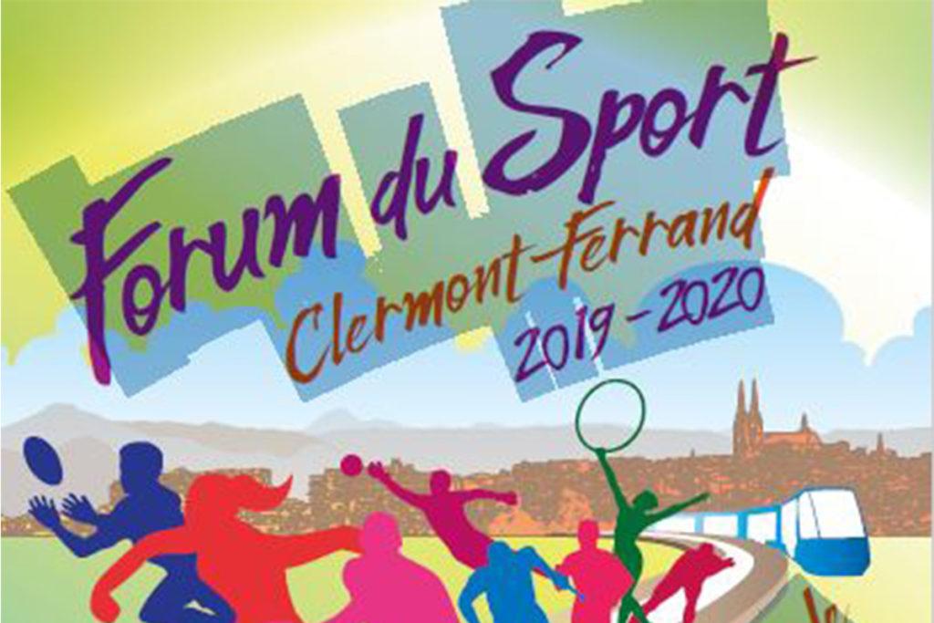 Forum du Sport à Clermont 2019