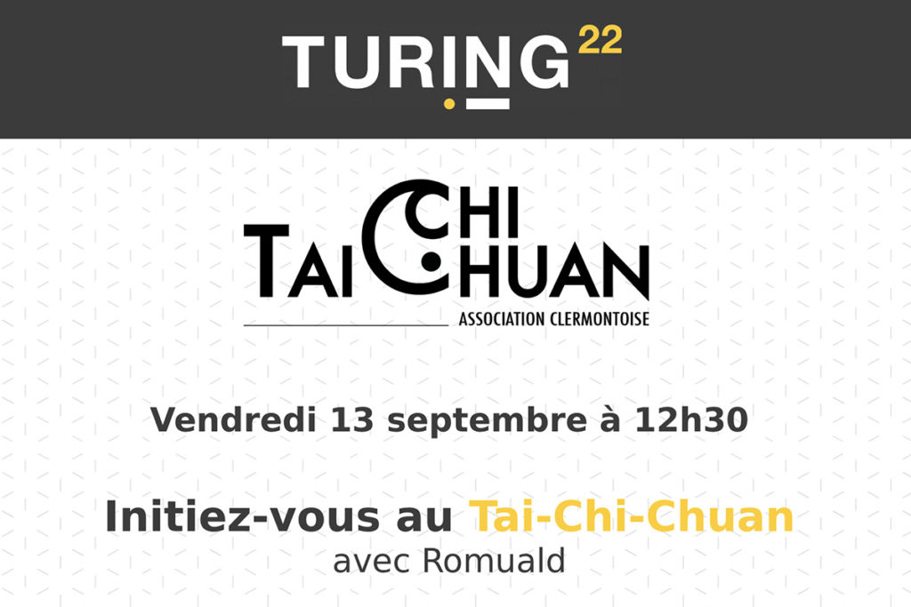 Initiation Tai CHi Chuan Clermont-Ferrand