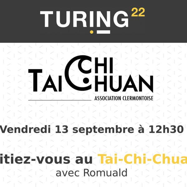 Initiation Tai CHi Chuan Clermont-Ferrand
